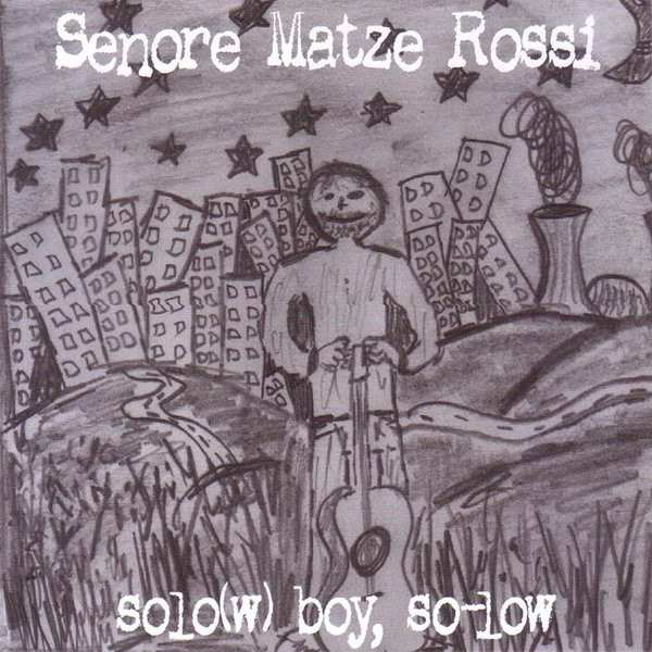 Solo(w) boy, so-low CD